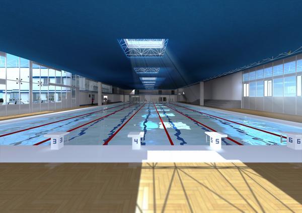 Swimming symmetry cv