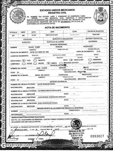 Acta de nacimiento page 001 cv