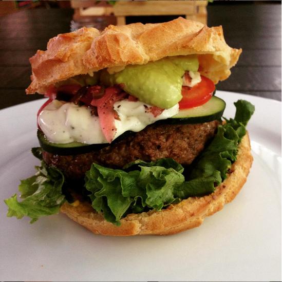 Burger cv