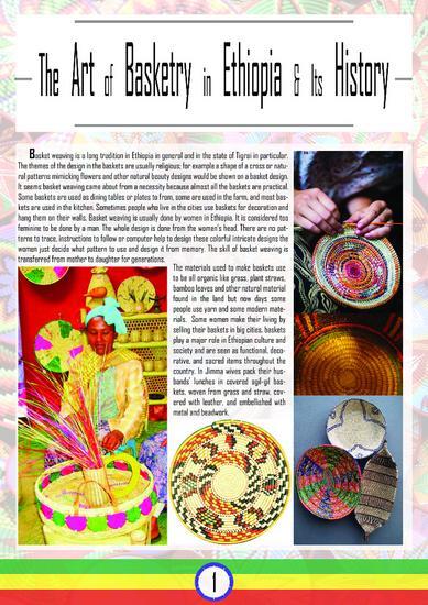 2nd page cv