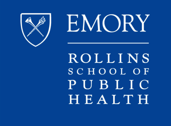 Logo of the emory rollins school of public health thumb