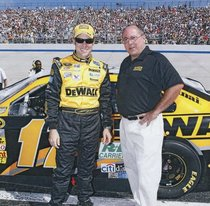 Photo with matt kenseth cv