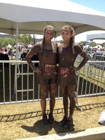 Mud run 2 cv