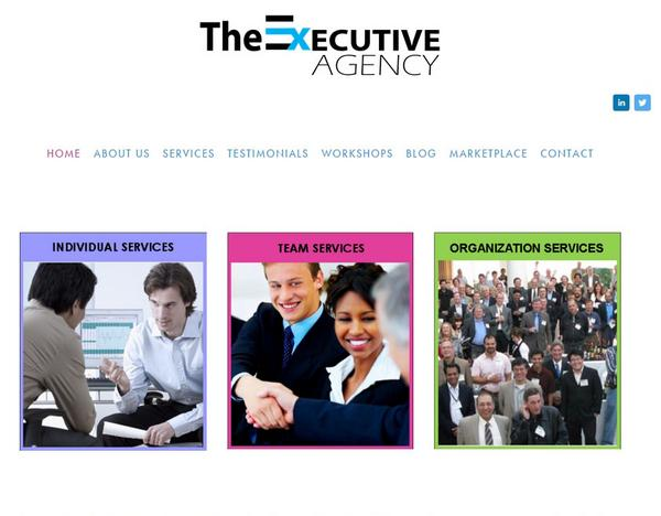 Theexecutiveagency.com cv