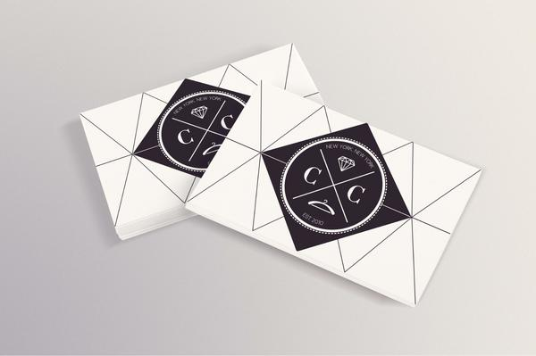 Business cards 2 cv