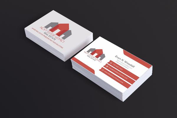 Business cards 1 cv