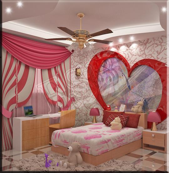 Girls room1 cv