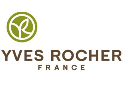Yves rocher logo cv