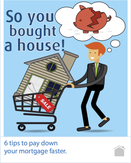 So you bought a house  cv