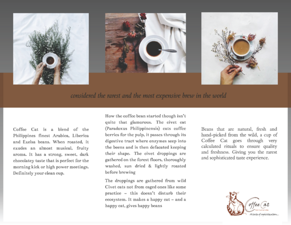 Coffee brochure1 page 2 cv