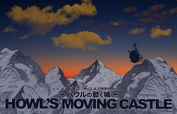 Howl s moving castle copy 4.2 cv