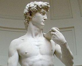 Michelangelo david cv