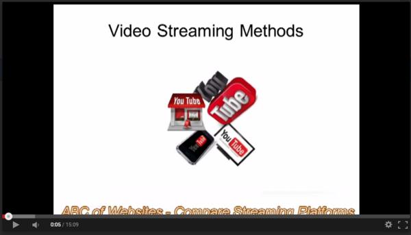 Videostreamingcompared cv
