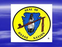 Osage nation logo cv