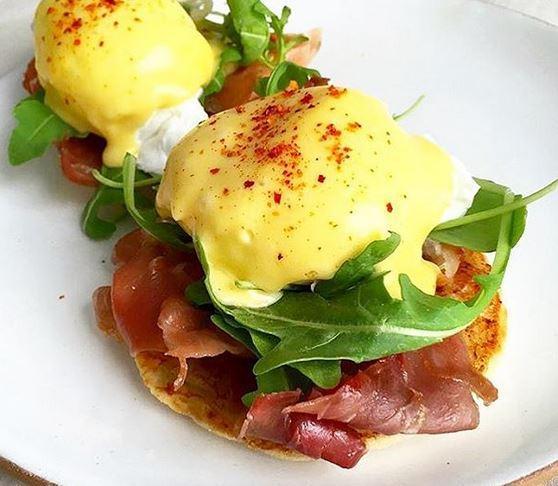 Eggs cv