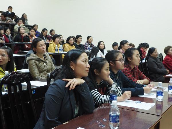 Presentation attendents cv