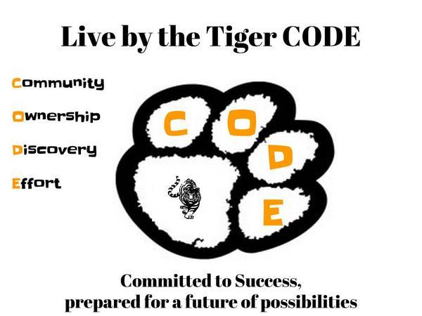 Tiger code 2015 drawing cv