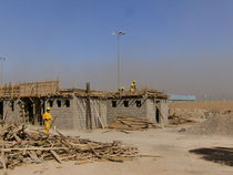 Construction of accomodation barracks  iraq cv