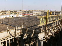 Multi level construct office in iraq cv