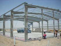 Cold storage facility in afghanistan cv