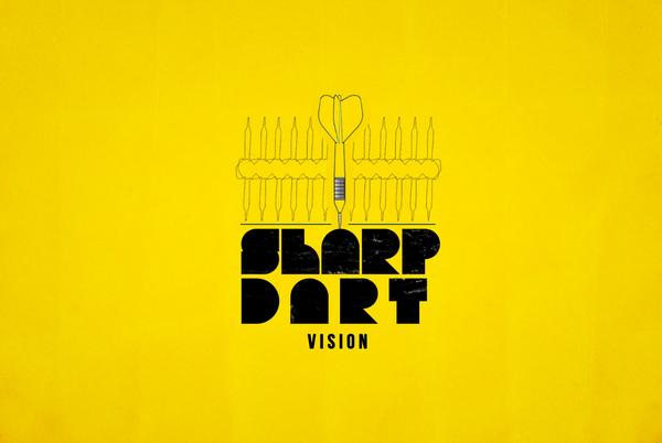 Sharp dart vision   orange cv