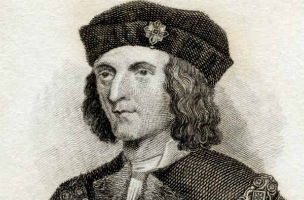 Richard iii etching 660 cv