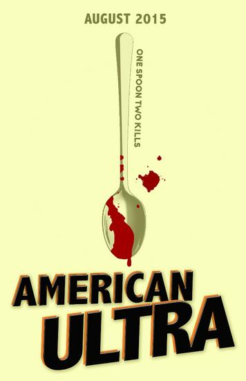 American ultra spoon 3 cv