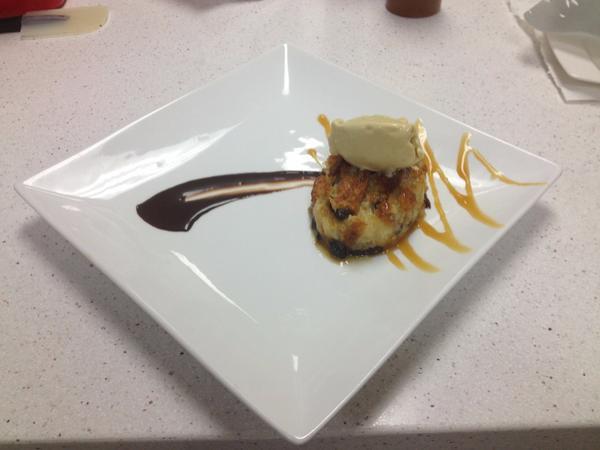 Bread pudding cv
