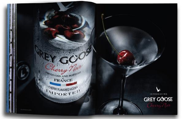 Cherry noir spread cv