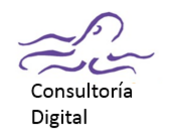 Consultor a digital thumb