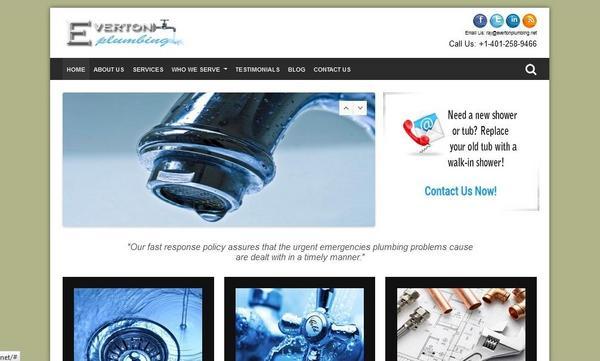 Everton plumbing cv