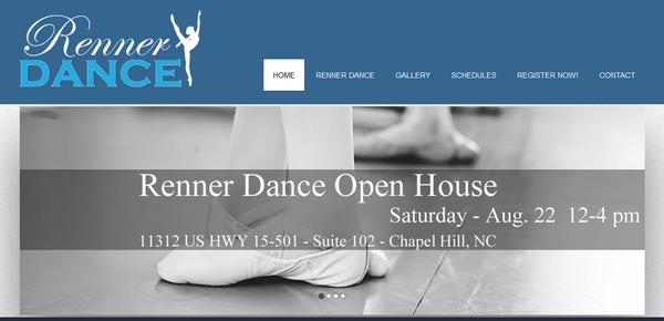 Renner dance cv