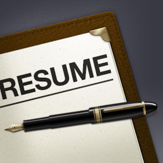 Resume wording plan thumb