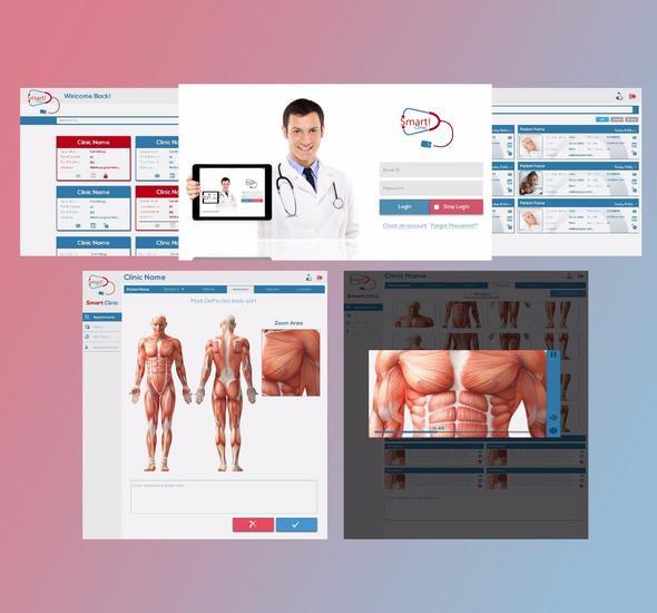Doctors clinic  admin  cv
