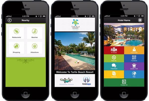 Hotel app cv