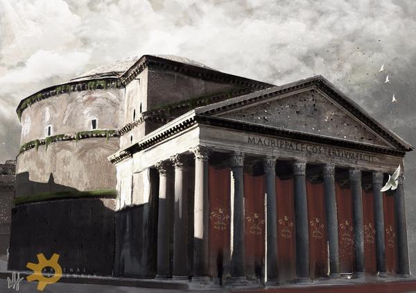 Pantheon cv