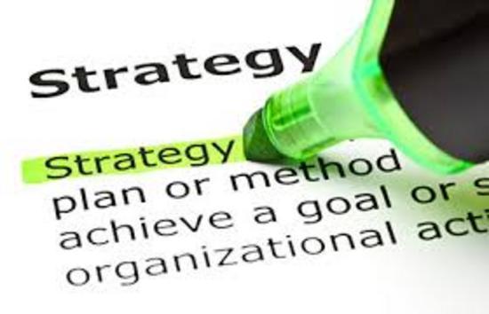 Strategies thumb