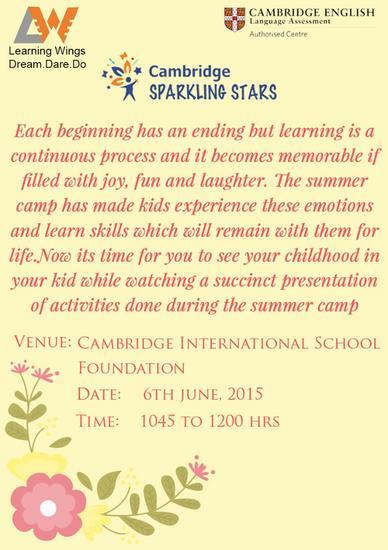 Invitation 3 cv