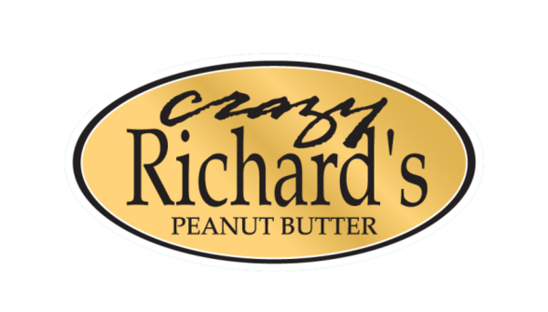 Crazy richards logo cv