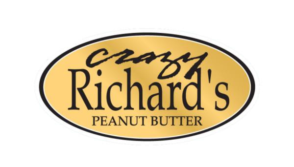 Crazy richards logo cv