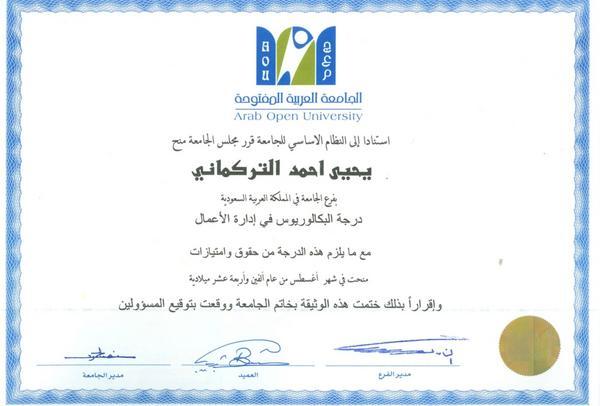 Kuwait bachelor cv