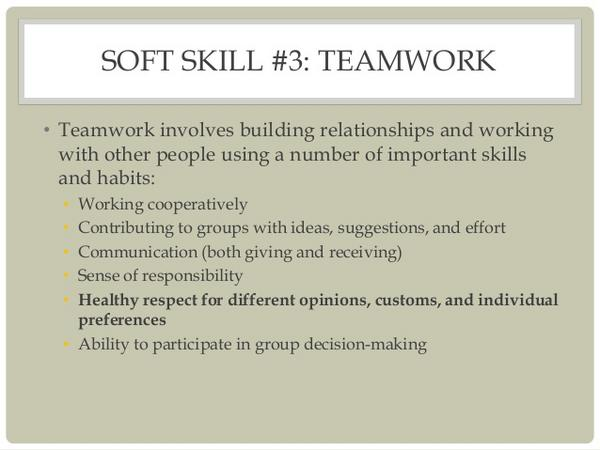 Hard skills vs soft skills 10 638 cv