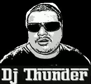 Thunder logo cv