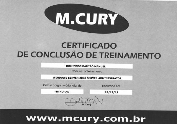 Certificado  1  cv
