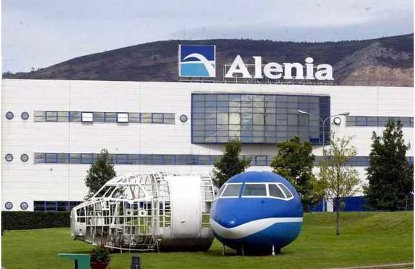Alenia aeronautica cv