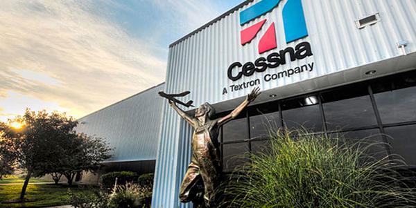 Cessna aircraft company cv