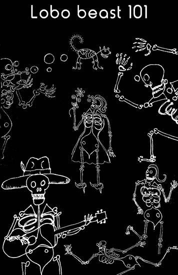 Skeletons cv