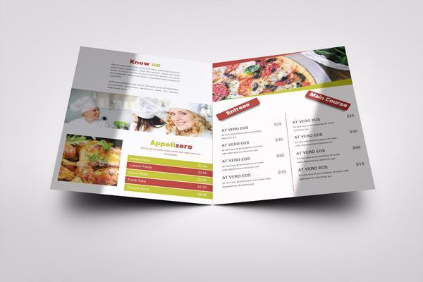 Restaurant menu mock up 02 cv