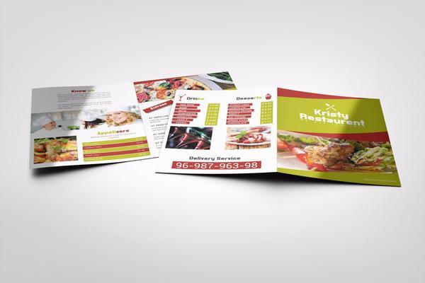 Restaurant menu mock up 04 cv