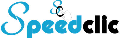 Logo speedclic png8 cv